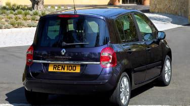 Renault Modus hatchback rear