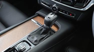 Volvo S90 - UK centre console