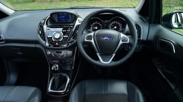 Ford B-MAX - interior