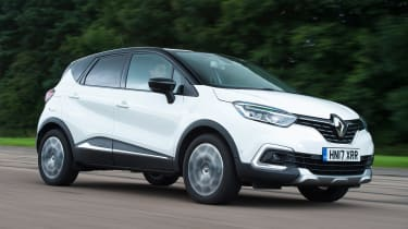 Renault Captur Mpg Co2 Emissions Road Tax Insurance Groups