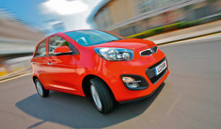 Kia Picanto clamp