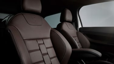 DS 3 hatchback and Cabrio - watchstrap seats