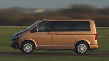 Volkswagen Caravelle - side