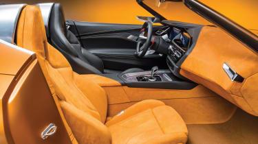 BMW Concept Z4 - front seats