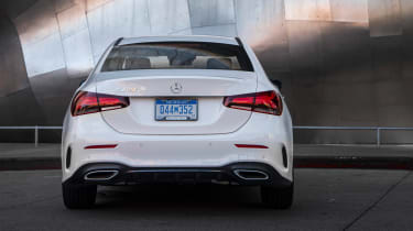 Mercedes A-Class Saloon - full rear
