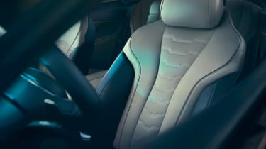 BMW 8 Series Coupe First Edition - seat