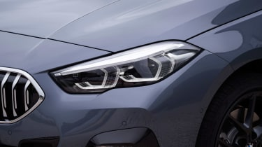 BMW 2 Series Gran Coupe - front light