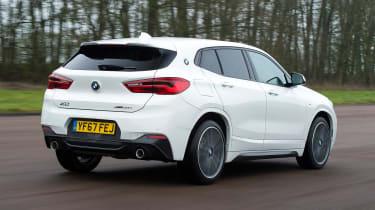 BMW X2 - rear
