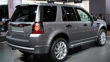 2013 Land Rover Freelander rear