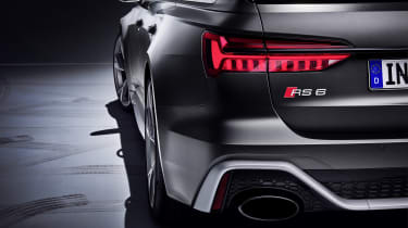Audi RS 6 Avant - rear light