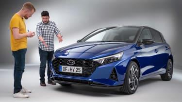 Hyundai i20 - Alex Ingram