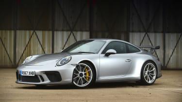 Porsche 911 GT3 - front static