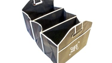 Geeney 2 in 1 Car Boot Organiser Shopping Tidy