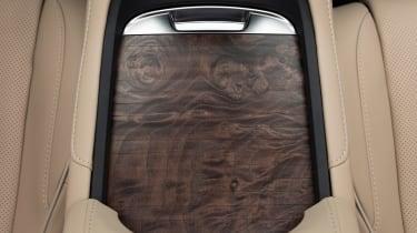 Acura RDX Prototype - wood
