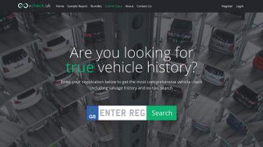 VCheck website