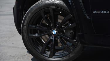 BMW X5 - wheels