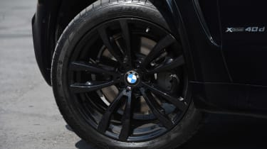 BMW X5 - wheels