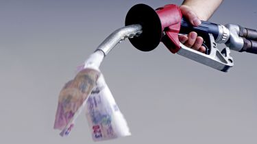 Fuel additives header