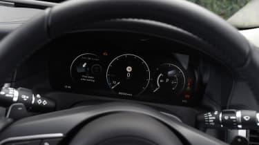 Long-term test review: Jaguar XF - first report interior