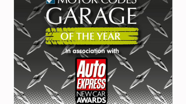 Garage of the Year 2015