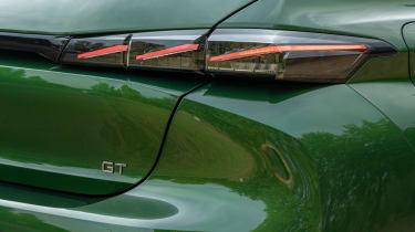 Peugeot 308 - rear lights