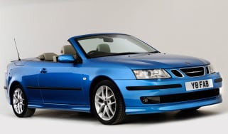 Used Saab 9-3 Convertible