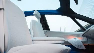 Volkswagen I.D. - front seats