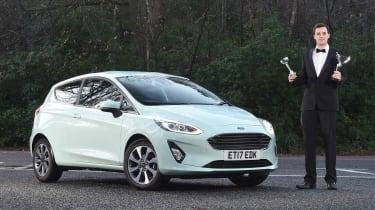 Ford Fiesta long term test - first report header