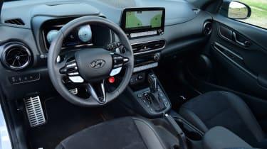 Hyundai Kona N - cabin