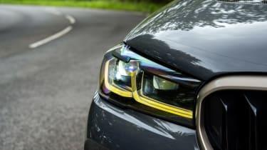 BMW M5 CS - front light