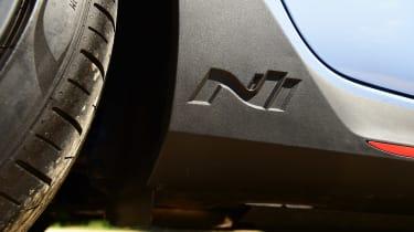 Hyundai i20 N - N badge