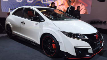 Honda Civic Type R - Geneva 2015