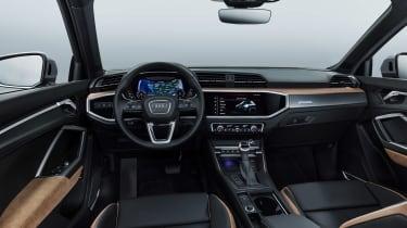 2018 Audi Q3 interior leaked image