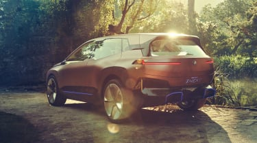BMW Vision iNEXT concept - rear