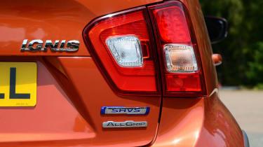Suzuki Ignis - rear light