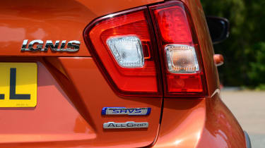 Suzuki Ignis - rear light