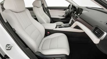 Honda Accord mk10 front seats
