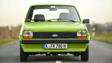 Ford Fiesta Mk1 - front