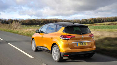Renault Scenic and Grand Scenic Hybrid Assist - 17