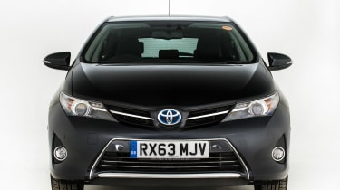 Toyota Auris Mk2 - full front