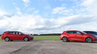 Renault Megane long term test - parking