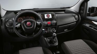 Fiat Qubo 2016 - interior