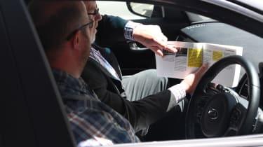 Eco driving tips - Kia e-Niro - Tim Shallcross and Stuart Milne