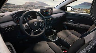 Dacia Jogger - dash