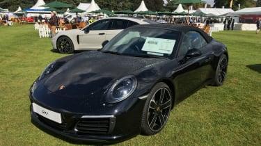 Salon Prive 2017 - Porsche 911
