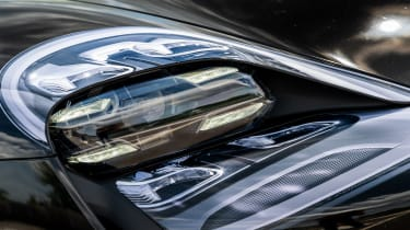 Porsche Taycan - headlight