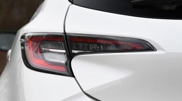 Toyota Corolla GR Sport - rear light
