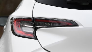 Toyota Corolla GR Sport - rear light