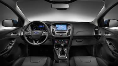 New Ford Focus 2014 interior