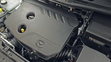 Mazda 5 1.6D engine